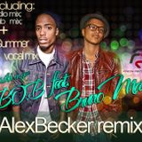 B.o.B feat. Bruno Mars - Nothin' on you (Alex Becker dub mix)