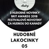 Hudobné lakocinky 05 (24.2.2018)