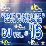 Herberth Beck- Beck To Paradise Vol. #16