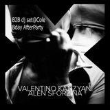 Valentino Kanzyani & Alen Sforzina  live @ Cole Bday Sunday Afternoon 28.10.2012.
