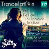 Jake Haley - Trancelation 117 14-06-2015