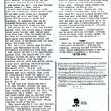Too Thick To Read - BBC Radio Lancashire Off The Ball special; Man City Blue Print zine 1989-04-13