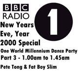 BBC Radio 1 - 01.01.2000 - 1.00am to 1.45am (Part 3)