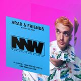Arad & Friends w/ Rory St John - 19th April 2018