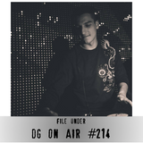 Different Grooves On Air #214 - DJ Cream