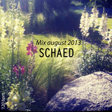 SCHAED // August 2013 /// djset