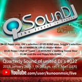 Mark L2K LIVE at QsounDJ #022 Marl/Germany 26-01-2019