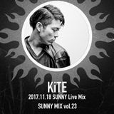 SUNNY MIX Vol.23 - KiTE