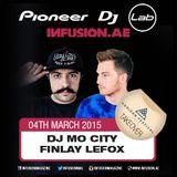 DJ MoCity @ Finaly Lefox Horizon Festival Takeover - Pioneer DJ Lab