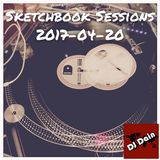Sketchbook Sessions 2017-04-20