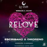 DMoreno @ Le Club (Portugal) Relove
