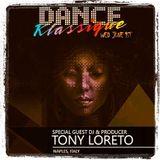 Tony Loreto - LIVE @ Dance Klassique 6 JUNE 2016