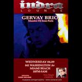 GERVAY BRIO Live spinn' @ INDRA (Miami Beach 2008)
