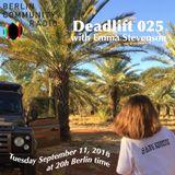 Deadlift 025 ft. Emma Stevenson
