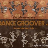 160410 dance groover 1st anniversary mix CD