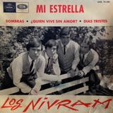 LOS NIVRAM Sus dos Eps (Emi/Regal, 1965-1966)