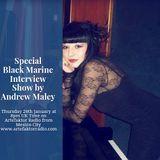 #SpecialShow on Artefaktor Radio: Black Marine Interviewed by Andrew Maley