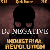 DJ NEGATIVE - INDUSTRIAL REVOLUTION (LIVE AT ROCK HOUSE, MOSCOW)