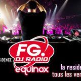 FG DJ RADIO MIXE A BARCELONE SUR EQUINOX RADIO