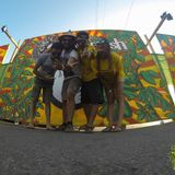 SBEBERZ RASTA RADIO - ON AIR FROM ROTOTOM SUNSPLASH 2014