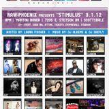 DJ Sac Fly - 'Selections' from RAW Phoenix Stimulus 3.1.12