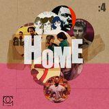 at HOME :4
