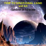 TRIP TO EMOTIONAL LAND VOL 63 - Sundown on Adrastea -