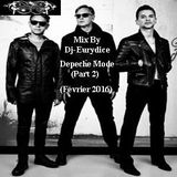 Mix Depeche Mode (Part 2) By Dj-Eurydice (Février 2016)