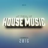 qbek - my vision of house music 2016