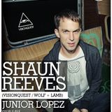 Junior Lopez - Exa Club Barcelona - Warm Up Shaun Reeves March 2013