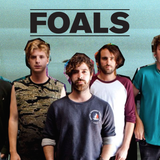 Walter from Foals