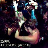 Live at Joverse [26.07.13]