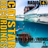 CATSTAR RECORDINGS RADIO SHOW 147