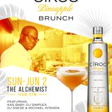 CIROC PINEAPPLE BRUNCH JUNE 2019