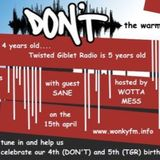 Live Techno on Twisted Giblet Radio - Wonky FM