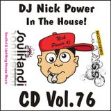 Nick Power - In The House Vol.76