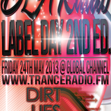 Tranceradio.fm Dirt Lies & Audio Label Day: Dj Sonik Guestmix (5/24/2013)
