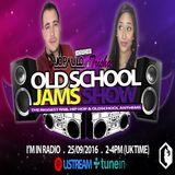 JO PAULO & Trisha - The Oldschool Jams Show 25/9/2016 @ I'M IN Radio - #SundayJukeboxShow