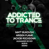 Jackob Rocksonn - Live @ Addicted To Trance X - Kolumba 4, Szczecin (29-04-2017)