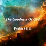 The Goodness of God - Audio