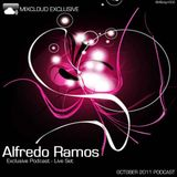 Alfredo Ramos - October 2011 Podcast (live dj Set)