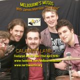 """MELBOURNE'S MUSOS with JAMES MORRISON """"THE VOICE"""" * """"CALAMITY LANE"""" STUDIO INTERVIEW 2015"""