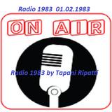 Radio 1983 by Tapani Ripatti  01.02.1983