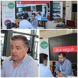 Rádio Clube 101.8 FM, entrevista com o Presidente da AEPF, Rui Carneiro na 50ª Capital do Móvel