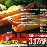 Back to 00's 90's 80's DISCO !!!!!! (Live at brix 5th anniversary Mar. 2013)