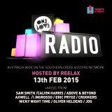 ONELOVE RADIO 13 FEB 2015