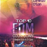 Top 10 EDM Countdown with Freestyle Chulo & Dj Lexx 2-28-17