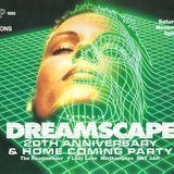 DJ Scottie - Live @ Dreamscape - 20th Anniversary @ The Roadmender, Northampton. Sat 19th Nov 2011