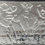 BTTB 1999-12 // The Freakazoids // X-130-1