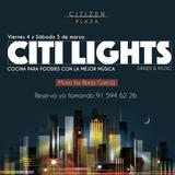 Citi Lights Dinner & Music by Borja García - Sesión 5